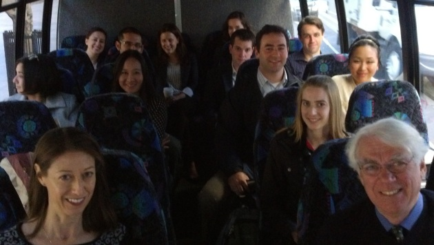Fenwick attorney volunteers traveled with the Justice Bus Project to deliver services in Napa County
