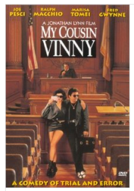 The most frequently posted favorite justice move - My Cousin Vinny (1992)