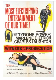 Agatha Christie at her best - Witness for the Prosecution
