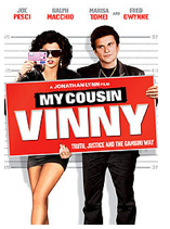 And the winner is . . . My Cousin Vinny!