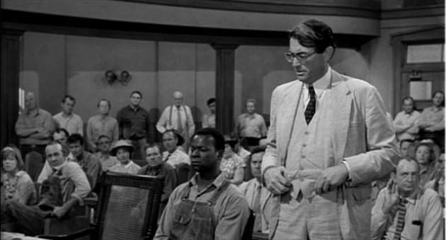 Nope, you can't post To Kill a Mockingbird.  We're taking it off the table, because everyone will post it!