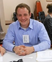 Geoff Cleveland Volunteer
