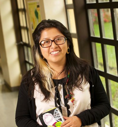 Jennifer Alejo is a student at Humboldt State University and a Justice Bus Project volunteer