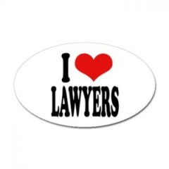 Yep, at OneJustice we actually LOVE lawyers.