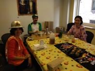 Halloween Lunch 2013