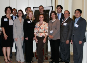 The OneJustice Board of Directors