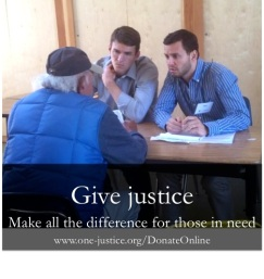 Give Justice 2013