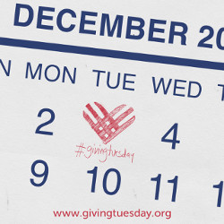Let's #give4justice on #GivingTuesday