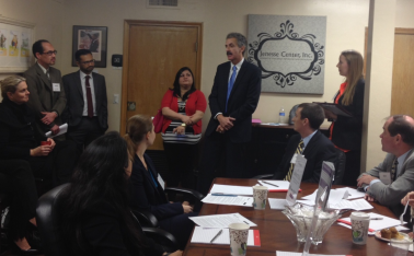 LA City Attorney Mike Feuer