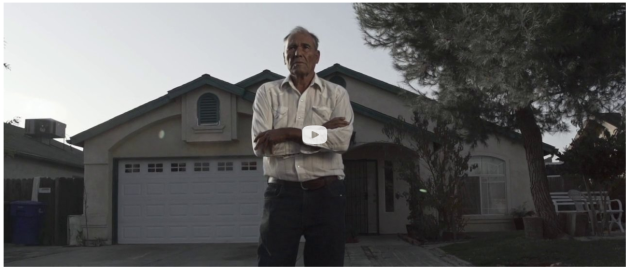 Mr. Salazar in the Dave Brick Film for OneJustice