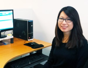 Welcome Wendy Lau!