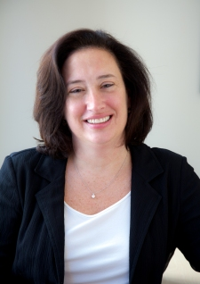 [PHOTO: Elizabeth Schaffer, CFO at the Global Fund for Women and Executive Fellowship faculty.]