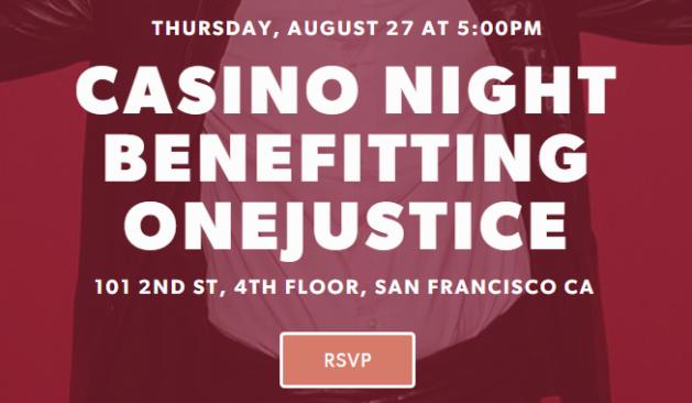 Rocket Lawyer Casino Night Screenshot