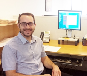 IMAGE: Summer Law Clerk Kyle Edgerton will be helping with the new Rural Immigrant Connect project.