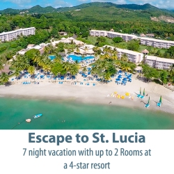 IMAGE: Escape to St. Lucia